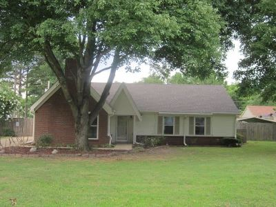Ripley Single Family Home Contingent: 158 Barry White
