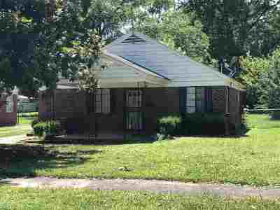 Memphis Single Family Home For Sale: 971 Chatwood