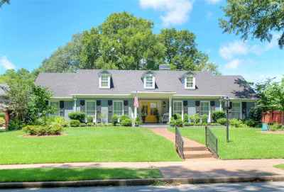 Memphis Single Family Home For Sale: 251 Wakefield