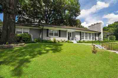 Single Family Home For Sale: 210 N Goodlett