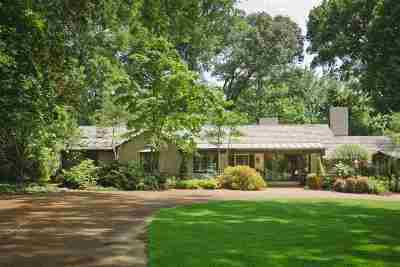 Memphis Single Family Home Contingent: 4585 Barfield