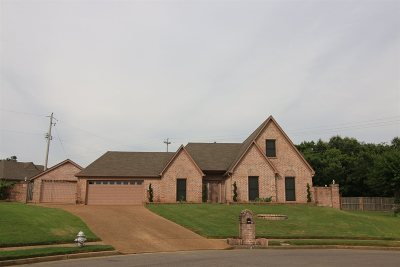 Millington Single Family Home Contingent: 4479 Julia