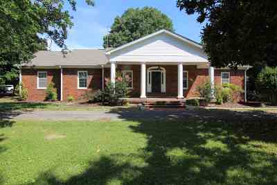 Brighton Single Family Home Contingent: 987 Old Hwy 51