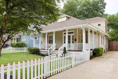 Memphis Single Family Home For Sale: 2080 Nelson