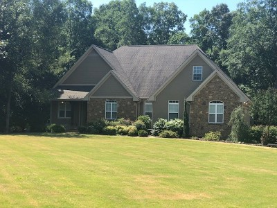 Adamsville Single Family Home For Sale: 251 Timber Creek