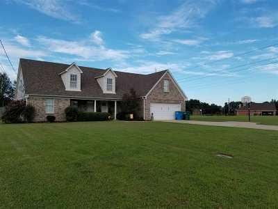 Atoka Single Family Home For Sale: 104 Williamsburg