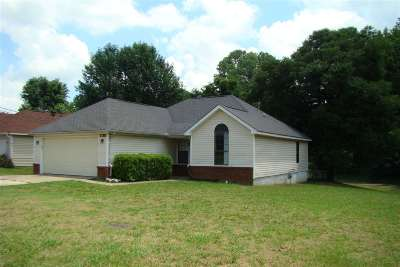 Munford Single Family Home For Sale: 100 Park