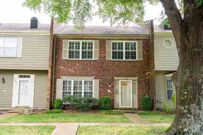 Germantown Condo/Townhouse For Sale: 1798 Kimbrough