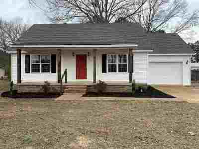 Adamsville Single Family Home For Sale: 703 Old Shiloh