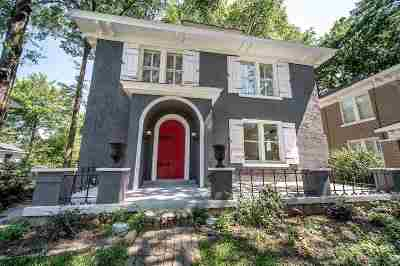 Single Family Home For Sale: 1952 Peabody