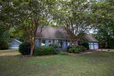 Savannah Single Family Home For Sale: 485 Poplar
