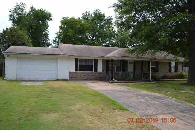 Single Family Home For Sale: 3373 Marshall