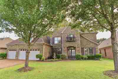 Collierville Single Family Home For Sale: 4893 Rainy Pass
