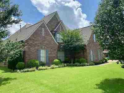 Arlington Single Family Home Contingent: 12281 Dusty Field