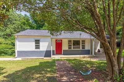 Selmer Single Family Home For Sale: 316 Oak