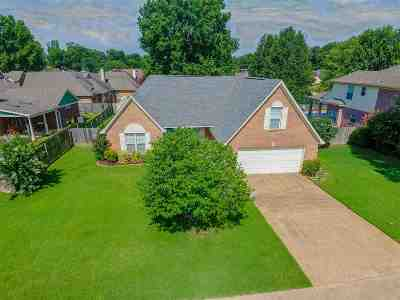 Bartlett Single Family Home Contingent: 3745 Charles Brown