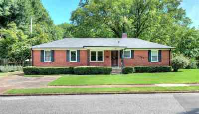 Memphis Single Family Home For Sale: 4293 Hilldale