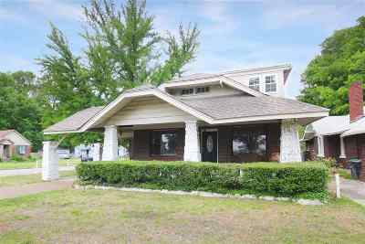 Cooper, Cooper Young Single Family Home For Sale: 867 E Parkway