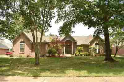 Collierville Single Family Home Contingent: 1170 Yorktown