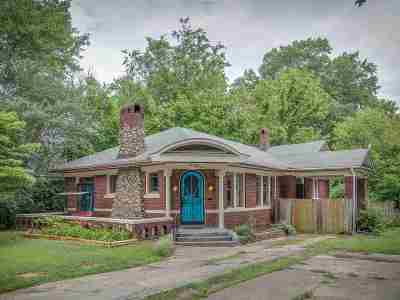 Vollintine Evergreen Single Family Home Contingent: 1726 Tutwiler