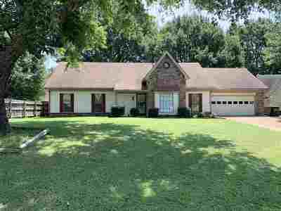 Memphis Single Family Home For Sale: 4126 Auster