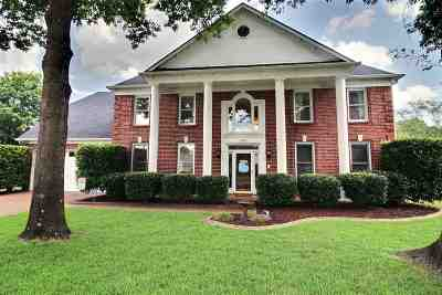 Collierville Single Family Home Contingent: 454 Thornbuck