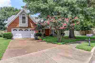 Bartlett Single Family Home For Sale: 6518 Country Knoll