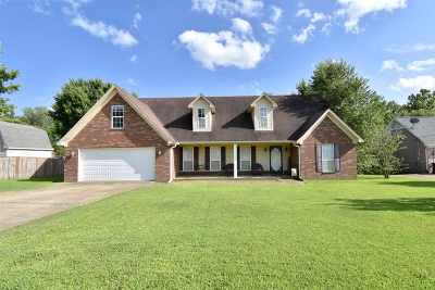 Munford Single Family Home For Sale: 107 Lindsey Marie