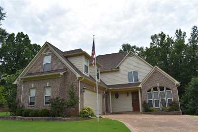 Eads Single Family Home For Sale: 40 Bent Creek