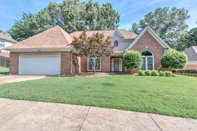 Collierville Single Family Home For Sale: 700 Belle Watley