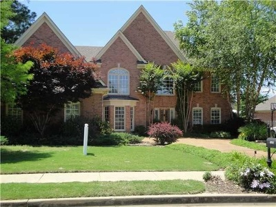 Collierville Single Family Home Contingent: 1931 Lonhill