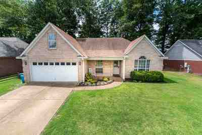 Arlington Single Family Home Contingent: 11163 Anderson Bend