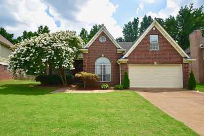 Bartlett Single Family Home Contingent: 3990 Fairway View