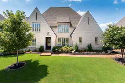 Collierville Single Family Home For Sale: 1415 Ollie