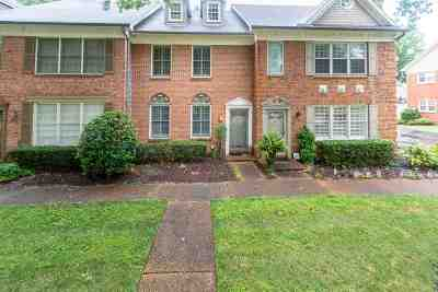 Germantown Condo/Townhouse Contingent: 1645 Kimbrough #4