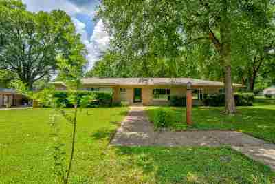 Memphis Single Family Home For Sale: 31 N White Station