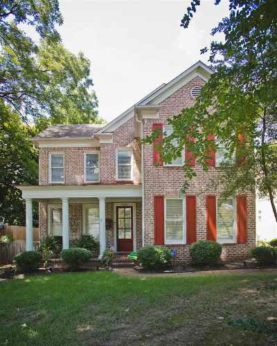 Memphis Single Family Home For Sale: 2886 Frances