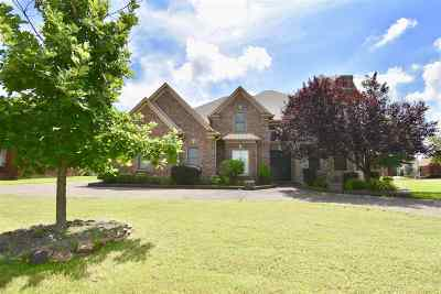 Collierville Single Family Home For Sale: 1130 Summer Springs