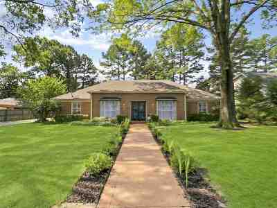 Memphis Single Family Home For Sale: 6725 Fossil Creek
