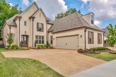 Collierville Single Family Home For Sale: 4725 Emmas