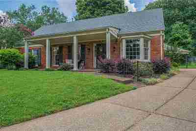 Memphis Single Family Home For Sale: 5306 Meadowcrest