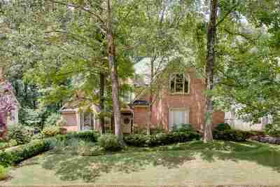 Memphis Single Family Home For Sale: 8680 Cedar Farms
