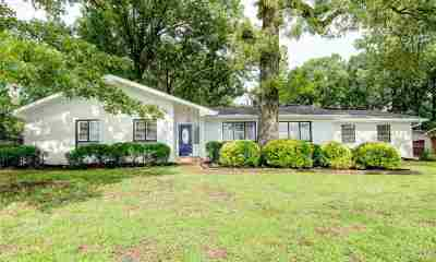 Memphis Single Family Home Contingent: 1990 Ridgeway