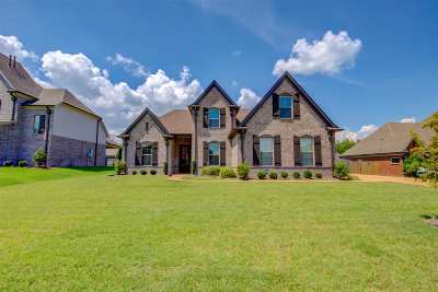 Southaven Single Family Home Contingent: 3312 Maiden