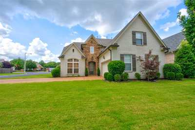 Memphis Single Family Home For Sale: 5226 Newton Oak
