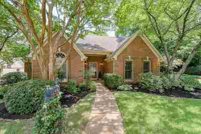 Memphis Single Family Home Contingent: 5272 Bears Paw