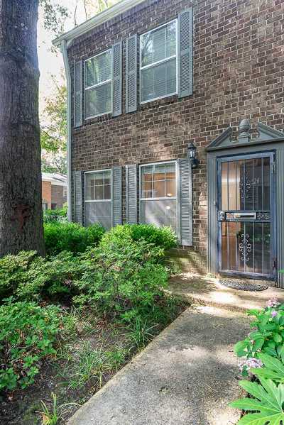 Central Gardens Condo/Townhouse Contingent: 524 Peabody #524