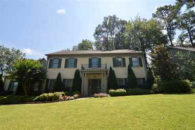 Germantown Single Family Home Contingent: 2676 Fox Creek