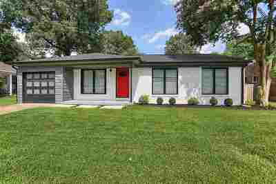 Memphis Single Family Home For Sale: 286 Betty Jo