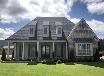 Piperton Single Family Home For Sale: 1100 Greenbrier Lakes